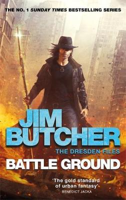 Image for Battle Ground #17 Dresden Files