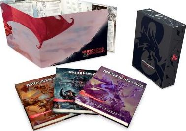 Image for D&D Core Rules Gift Set : Dungeons and Dragons Box Set